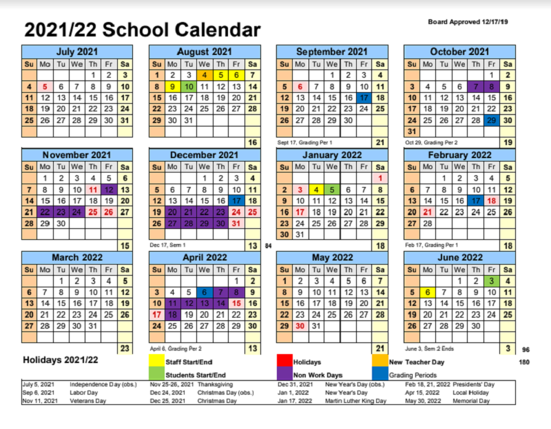 Knox County Schools Calendar 2022.S C H O O L C A L E N D A R 2 1 2 2 Zonealarm Results
